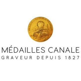 Médailles Canale