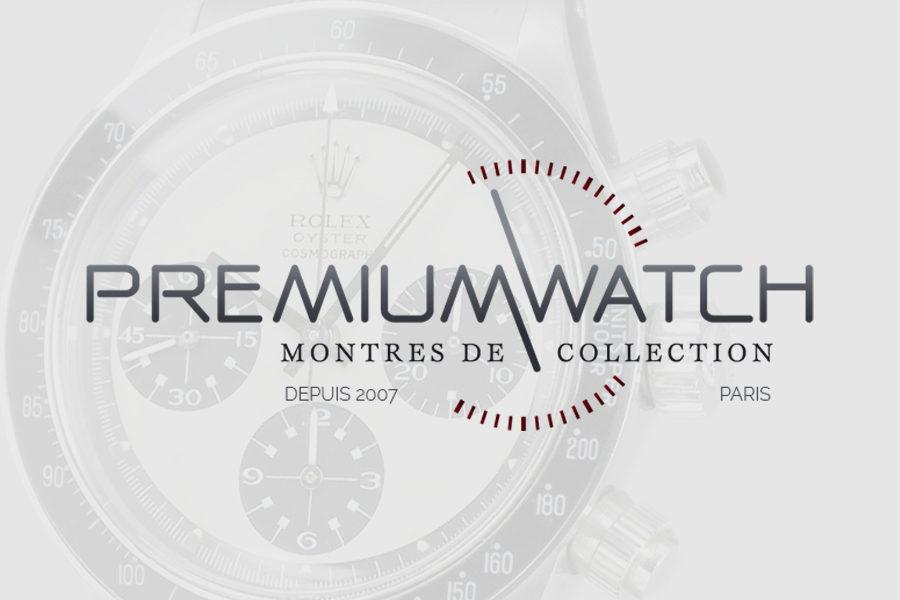 Premium Watch, des montres vintage d'exception