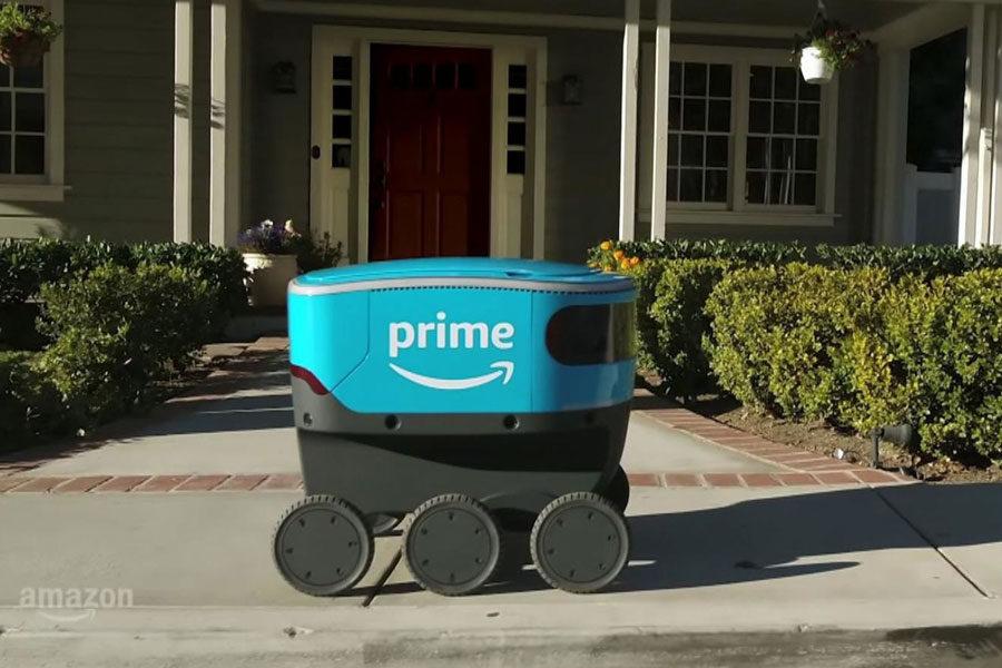 Scout, le nouveau drone de livraison d'Amazon