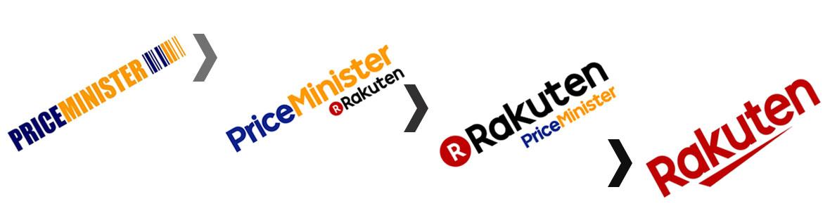 PriceMinister devenu Rakuten Cobranding