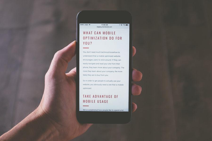 L'importance du mobile pour les marques