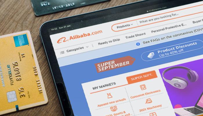 Marketplace BtoB (professionnelle) Alibaba